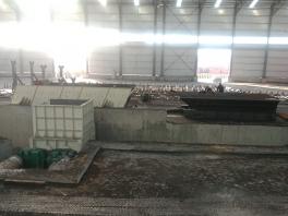 原煤破碎筛选成套设备-象道国际物流园六号煤棚